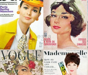 Tapetit XXL Magazinecovers 158104