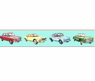 Бордюр XXL Cars 158711