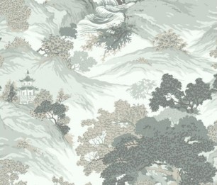 Oriental Landscape M1191
