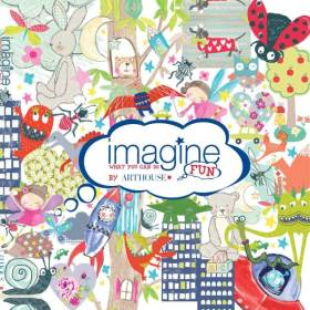 Imagine Fun (lasten tapetti)
