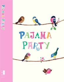 Pajama Party (lasten tapetti)