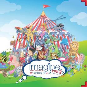 Imagine Fun 2 (lasten tapetti)