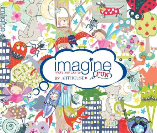 Imagine Fun(lasten tapetti)