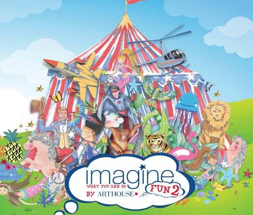 Imagine Fun 2(for Kids)
