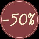 Kõik tapeedid laost -50%