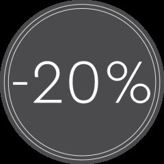 MUST REEDE -20%
