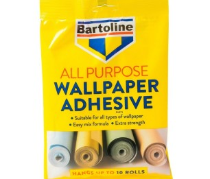 Bartoline All Purpose Wallpaper Adhesive
