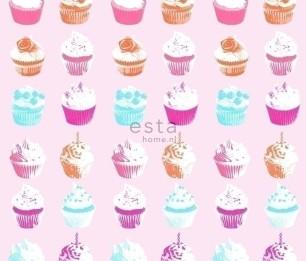 Tapetit XXL Cupcakes 158715