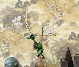 Oriental Landscape M1192