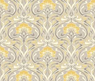 Floral Nouveau M1195