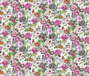 Wallpaper XXL Funky Flowers 158501