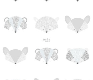 Wallpaper XXL Animal Heads 158832