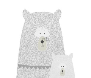 Photowall XL Bears 158837