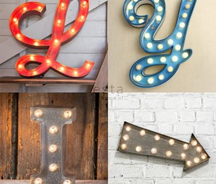 Tapeet XXL Light letters 158816