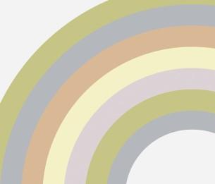 Pastel Rainbow XLWS0359