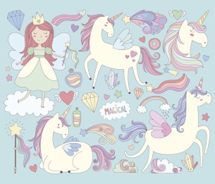 Unicorn Magic WALS0371