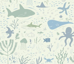 Underwater Adventure XLWS0362