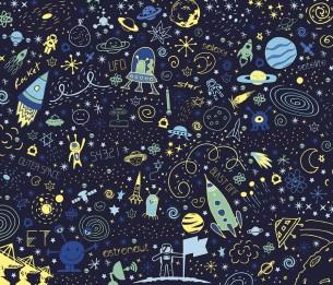 Space Doodle XLWS0379