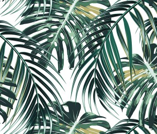 Tropical Leaves XLWS0211