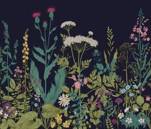 Botanical Fleur WALS0196