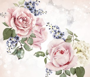 Roses and Sparkles WALS0202