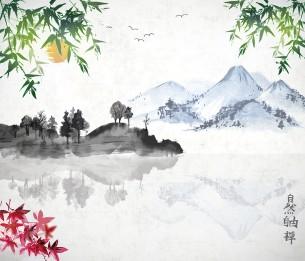 Japanese Lake XLWS0232