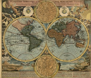 Traveller´s Globe XLWS0043