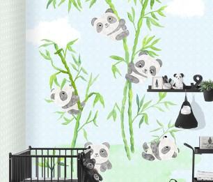 Panda Love INK7012