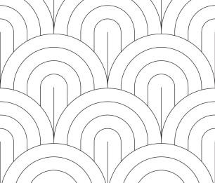 Fototapeet XL Scales Pattern 158935