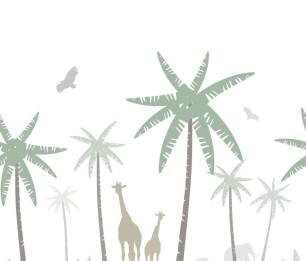 Фотообои XL Jungle Animals 158928