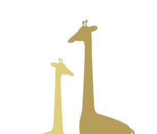 Фотообои XL Giraffes 158925